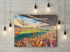 fir park canvas a3 size